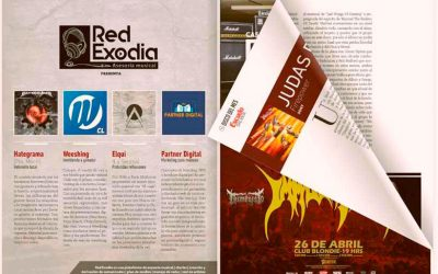 Partner digital en revista Rockaxis