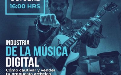 Charla Marketing digital para  músicos